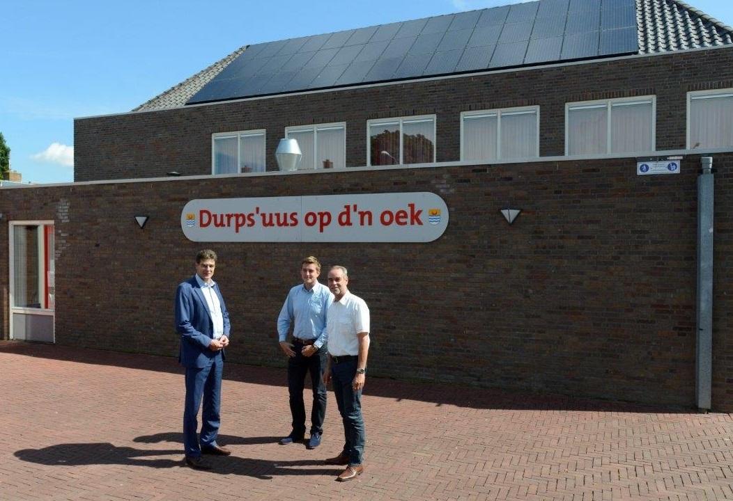 Dorpshuis Nieuw- en St Joosland